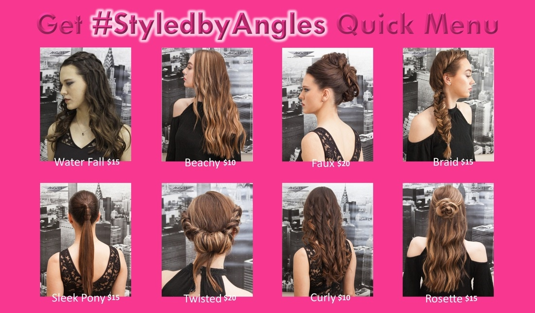 Angles Hair Studio hair salons in st.catherines niagara Picture